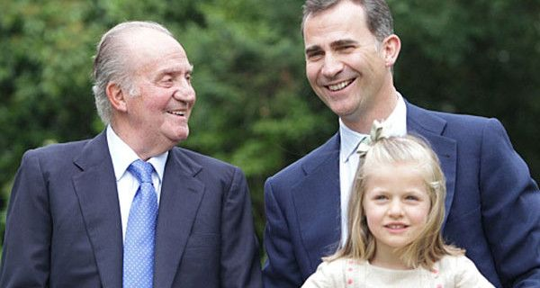 La vita della futura regina di Spagna: Leonor, la figlia del re Felipe VI
