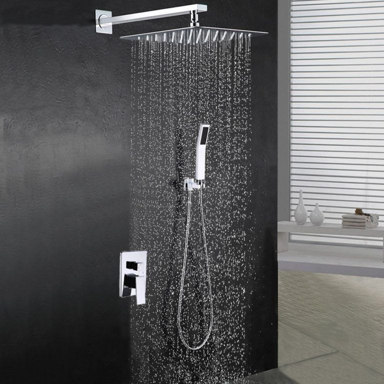 Top 10 Best Rain Shower System With Hand Showers In 2020 Review