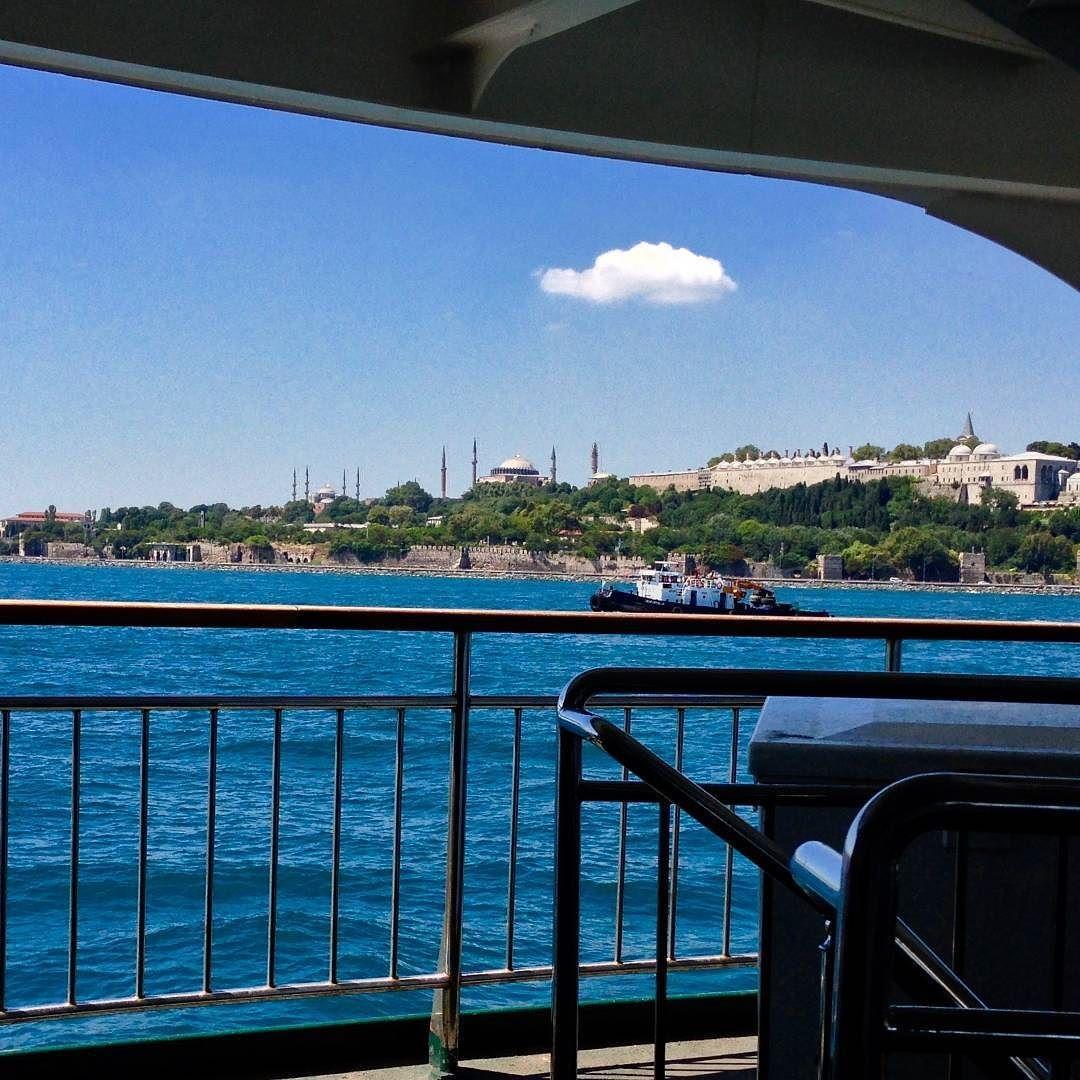 Old City of Istanbul (Constantinople). #Travel # #Turkey #SerifYenen