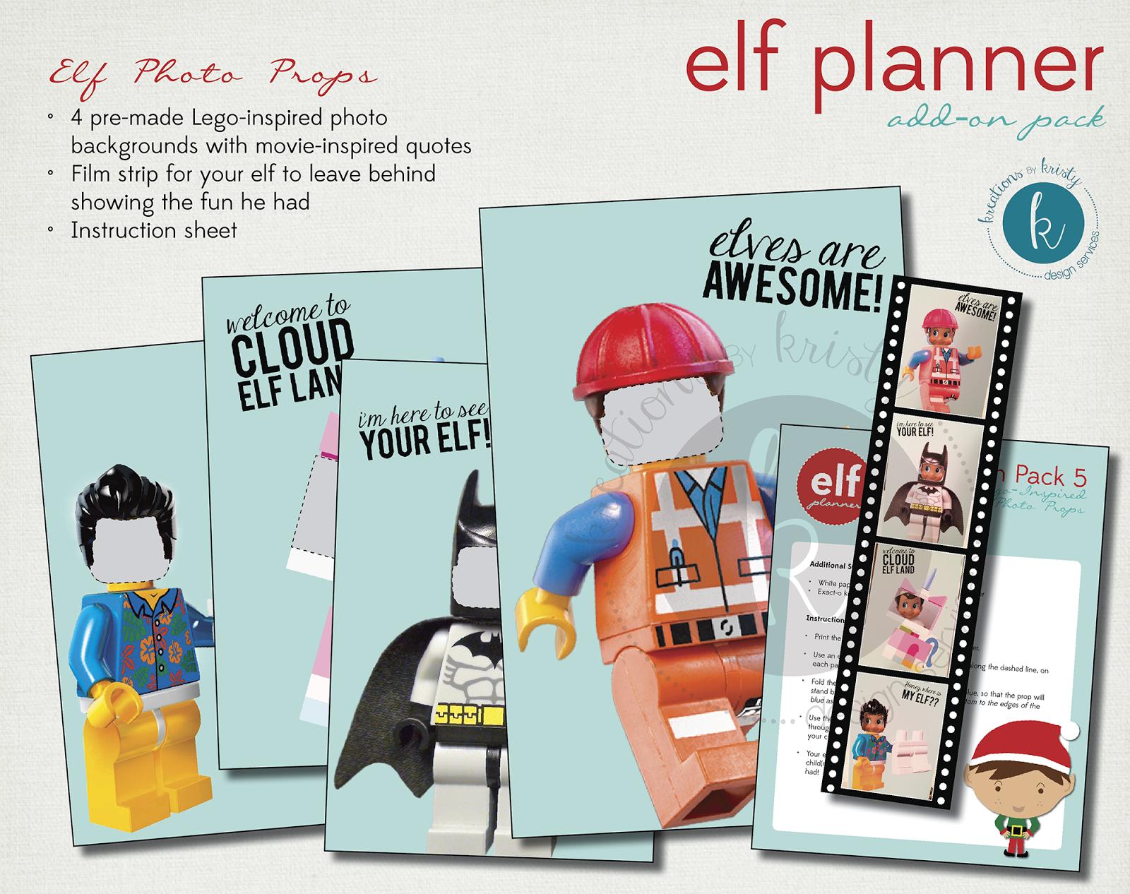 elf on the shelf free diy props - Google Search | Elf on the Shelf ...