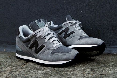 new arrival be233 fed60 NB 996 Greyscale Shoes | Shoes | New balance 996, New ...