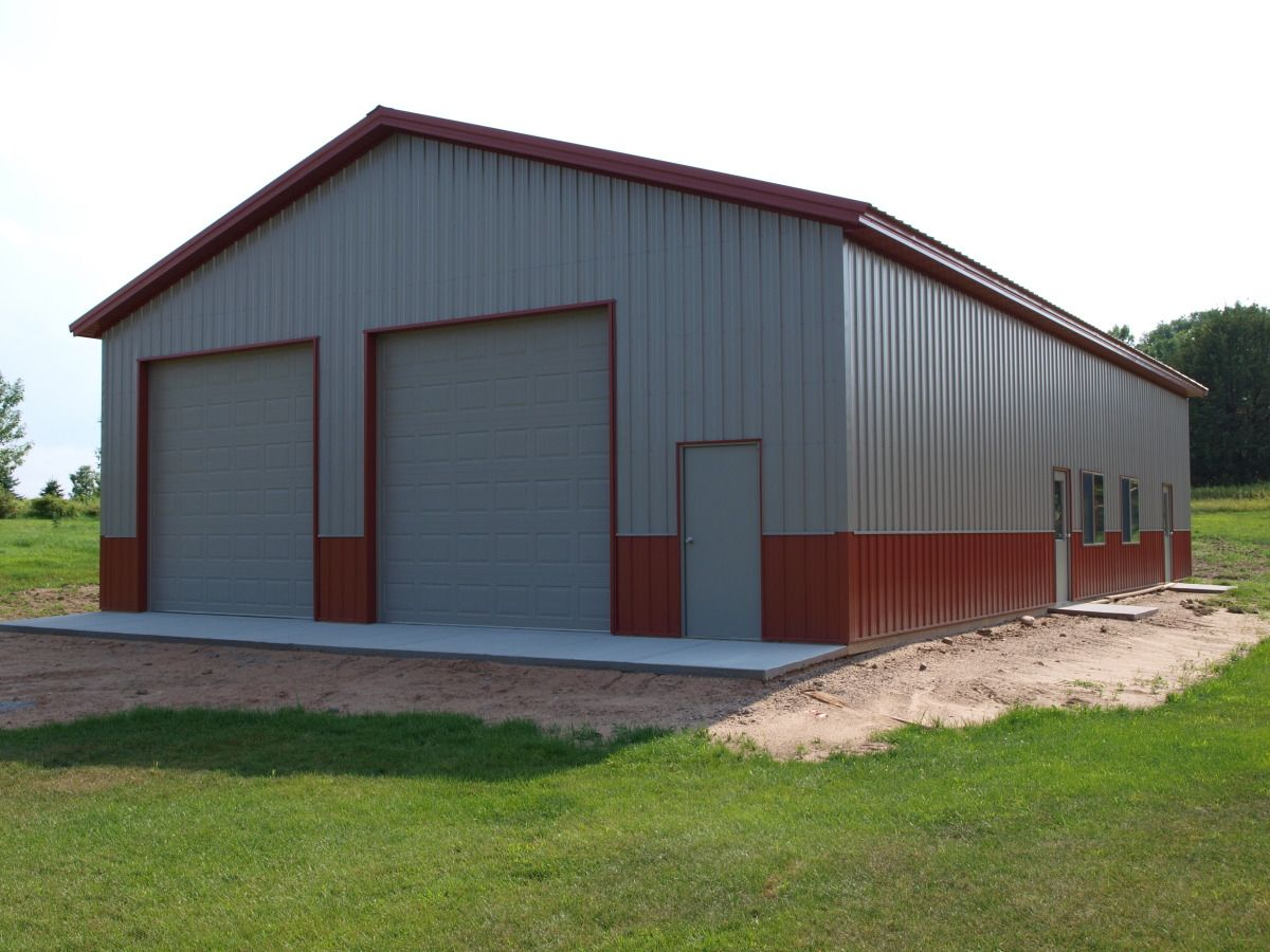 Home Building quality pole barns, pole buildings, and