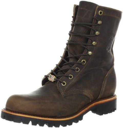 Chippewa Men's 20085 Boot Chippewa. $153.00. Upper: Chocolate Apache.  Outsole: Vibram