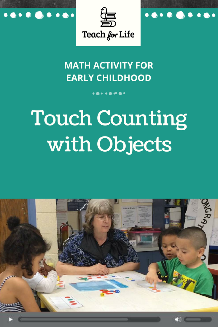 In this activity, students use objects, or counters, to practice ...