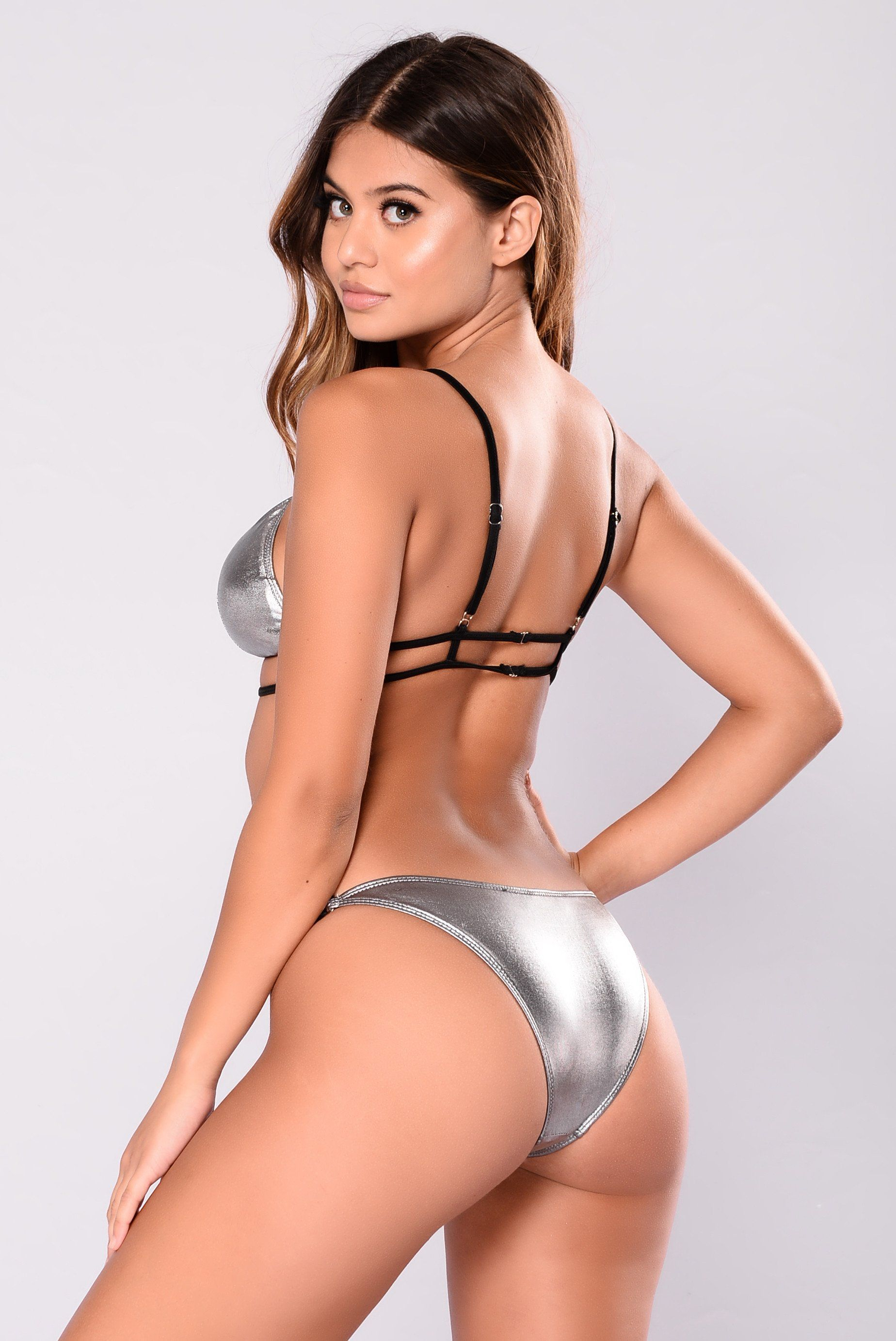 Fashion hot silver bikini bikini