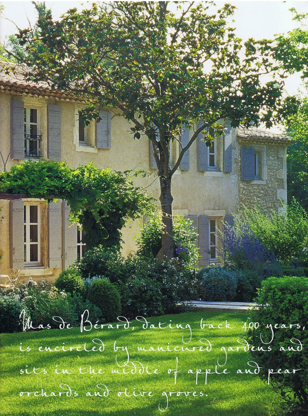 Vicki Archer My French Life | garden | French country house