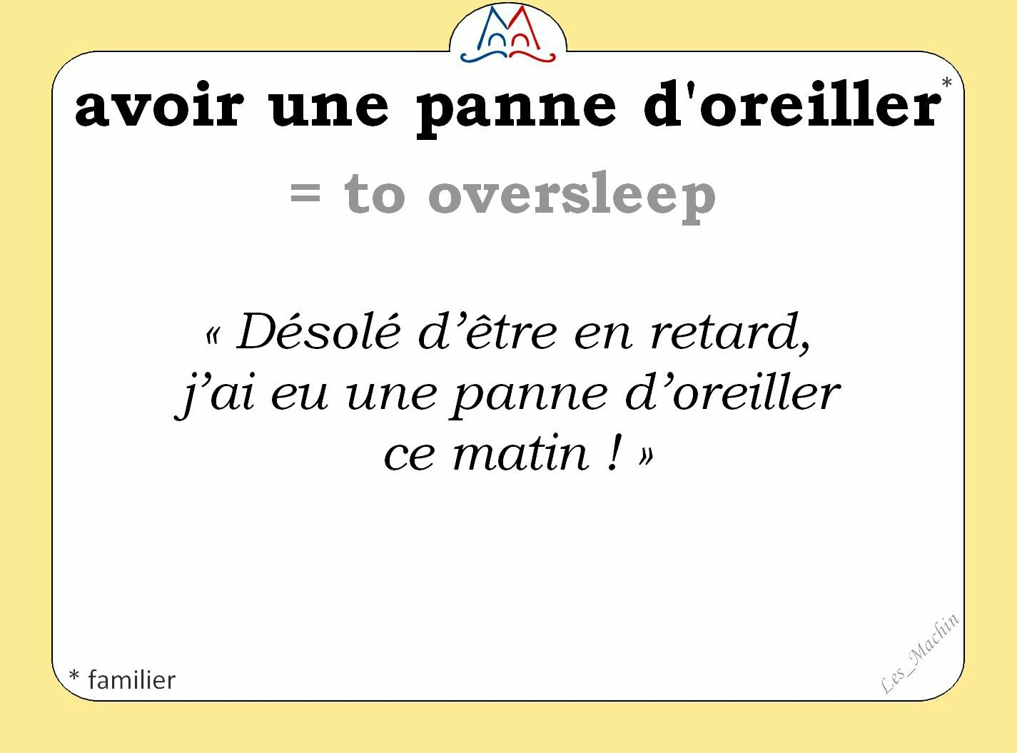 panne d oreiller avoir une panne d' oreiller   French   Pinterest   French  panne d oreiller
