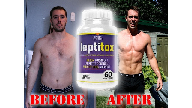 Weight Loss Leptitox Box Includes