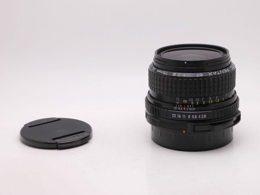 Pentax 67 75mm F/2.8 AL