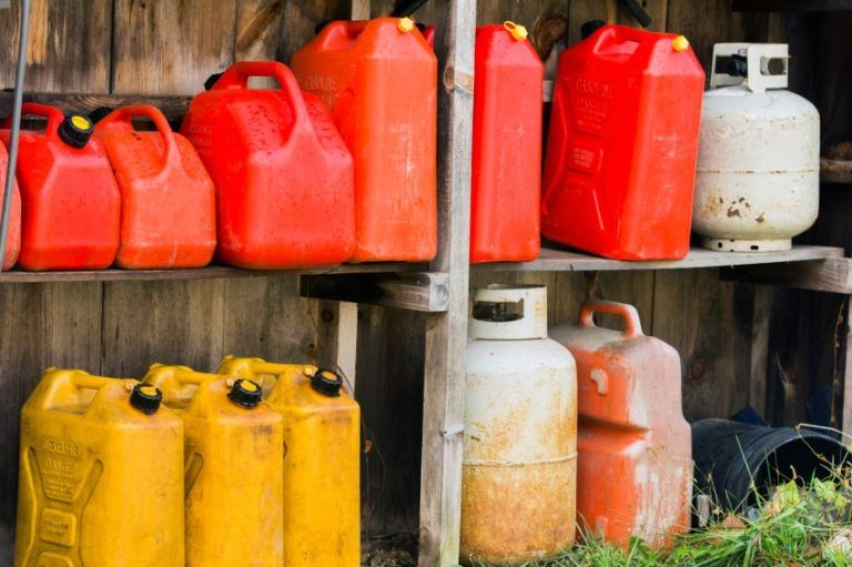 Stockpiling Gasoline The Right Way Survival Food Survival