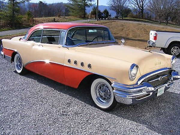 1955 buick roadmaster riviera cars cars 50s cars. Black Bedroom Furniture Sets. Home Design Ideas