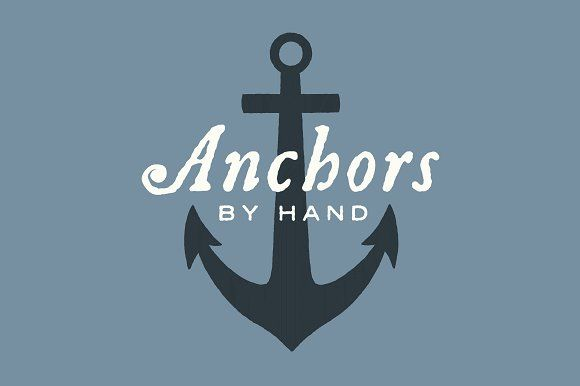 Anchors & Rope - 3 Pack by GhostlyPixels on @creativemarket