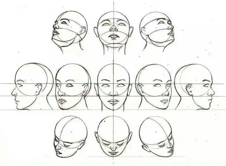 Pin By Visweswar Pratap On Angled Face Drawing Drawing Tutorial Face Drawings