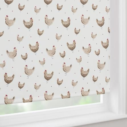 Henrietta Collection Blackout Roller Blind Dunelm