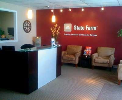 Reception State Farm Office Office Space Inspiration Office