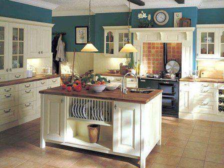 Cocinas antiguas rusticas dise os modernos cocinas - Diseno de cocinas rusticas ...
