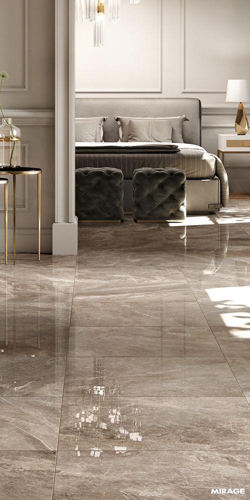 Trevi By Mirage Bedroom Bedroomdesign Bedroomdecor Interiordesign Walldecor Miragetile Porcelaintiles Floor Tile Design Living Room Tiles Floor Design