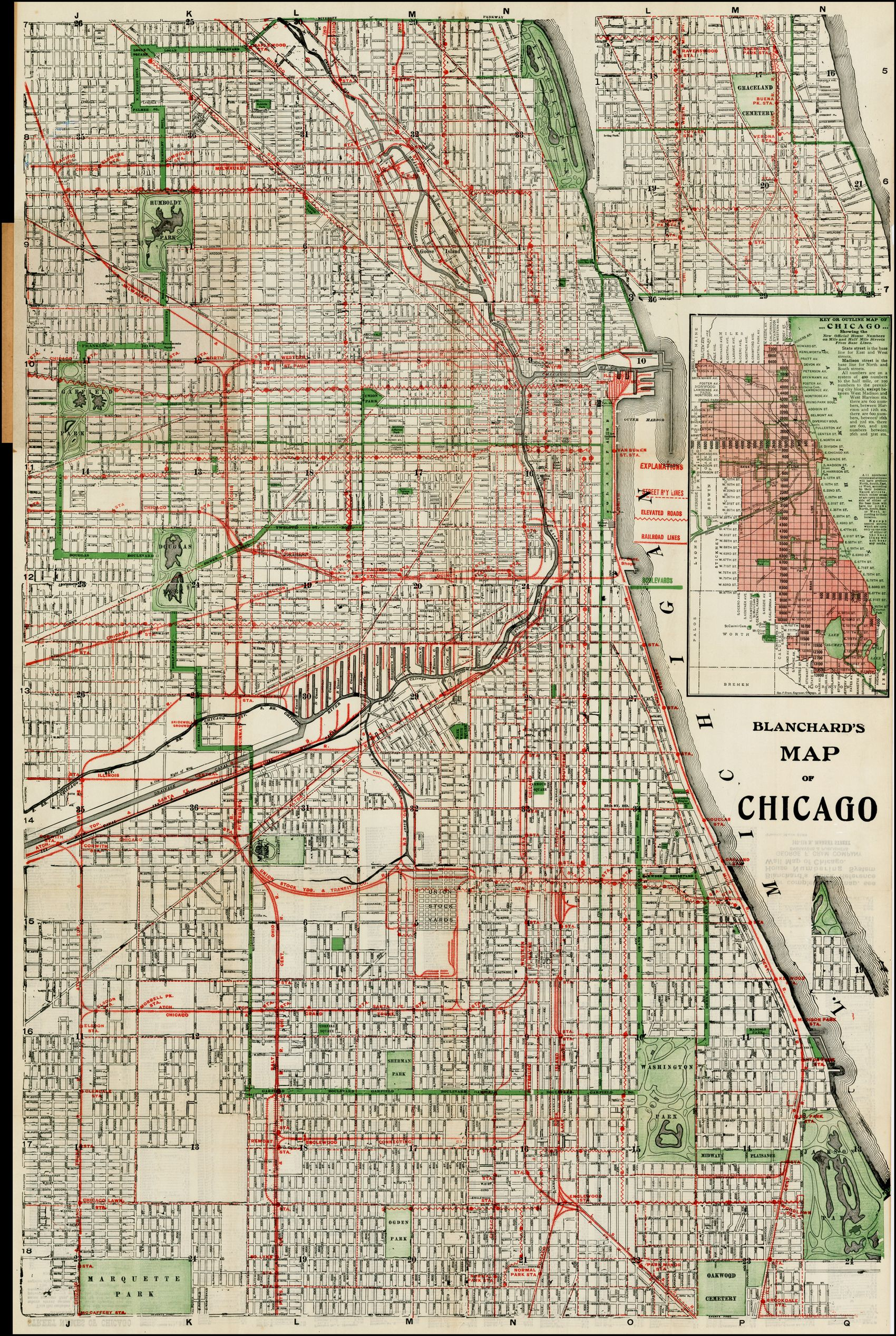 Chicago Illinois Map 1800s Chicago Pinterest Chicago Map
