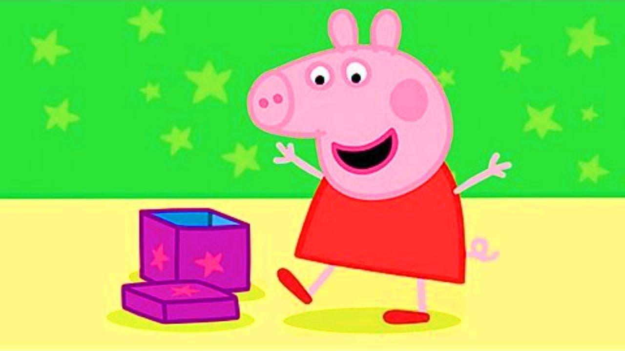 Peppa Pig novos ep O Bebê da dona coelha