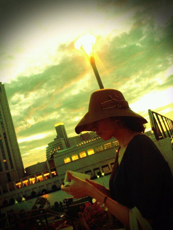 Me in Odaiba Jul, 2012
