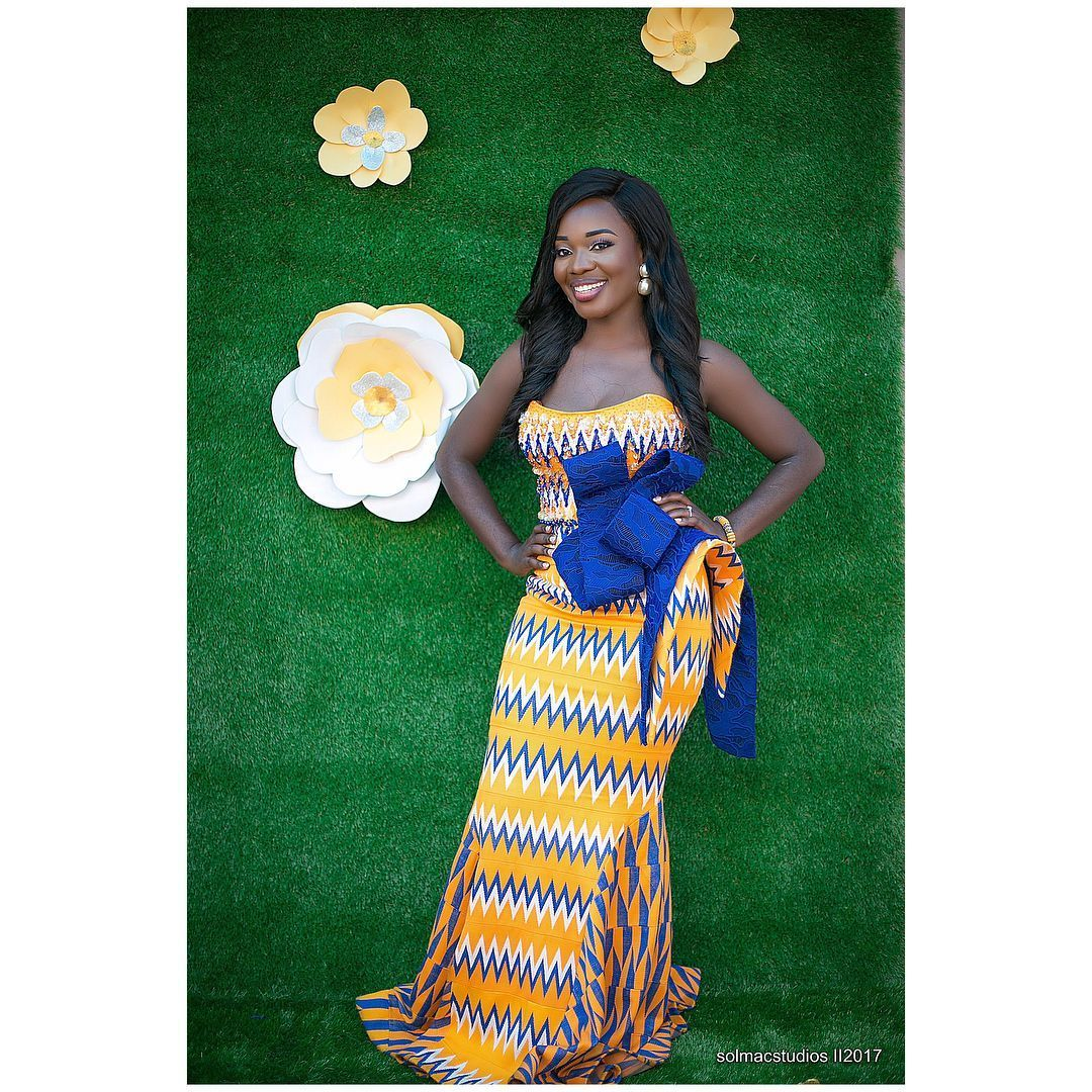 Kente wedding decorations  Pin by Portia Amofa on Kente  Pinterest  Africans African fashion