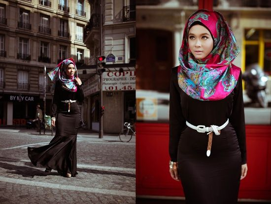 Photo of 10 Fashionable Hijab Daily Styles