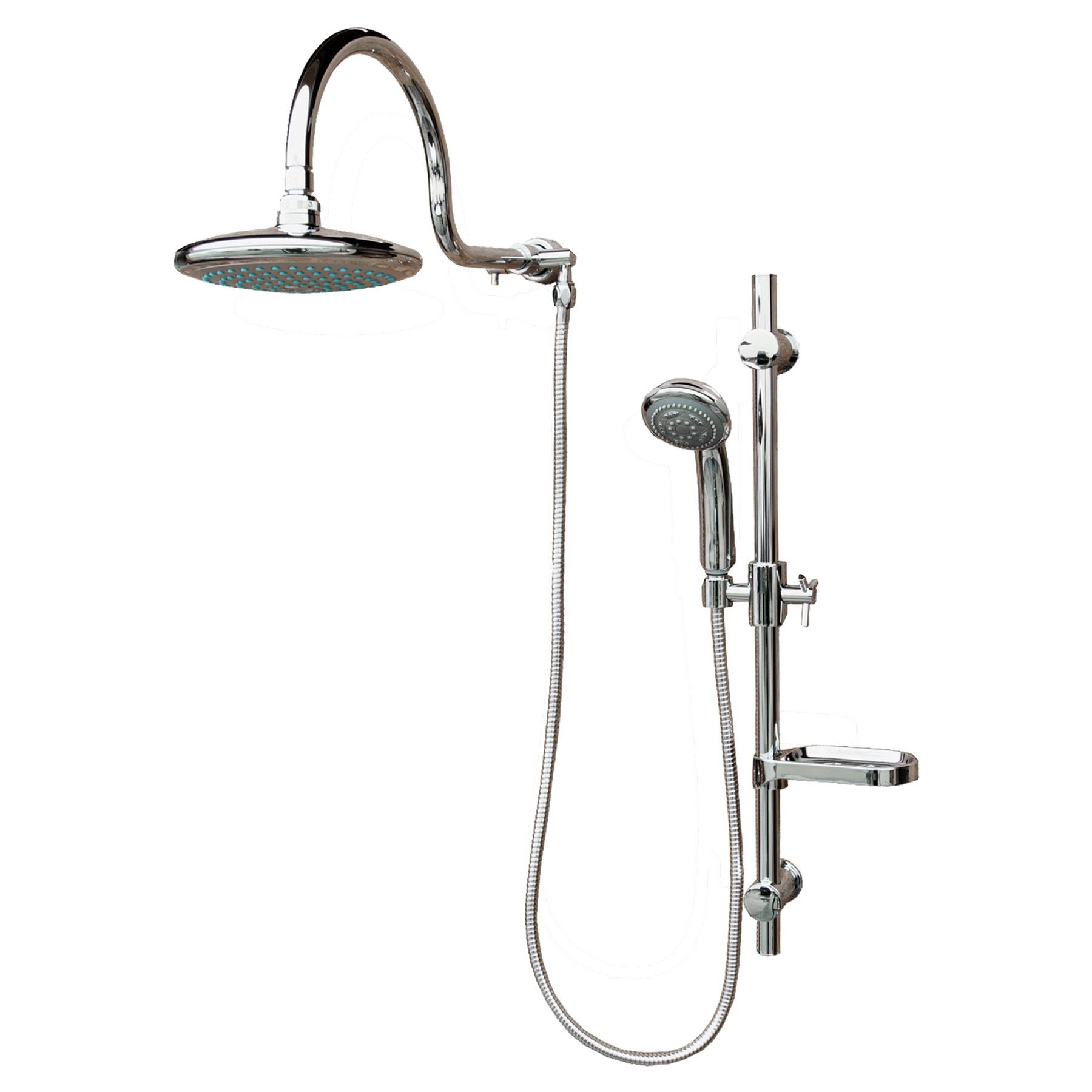Rain Shower Head Shower Heads: Start looking forward to your daily ...