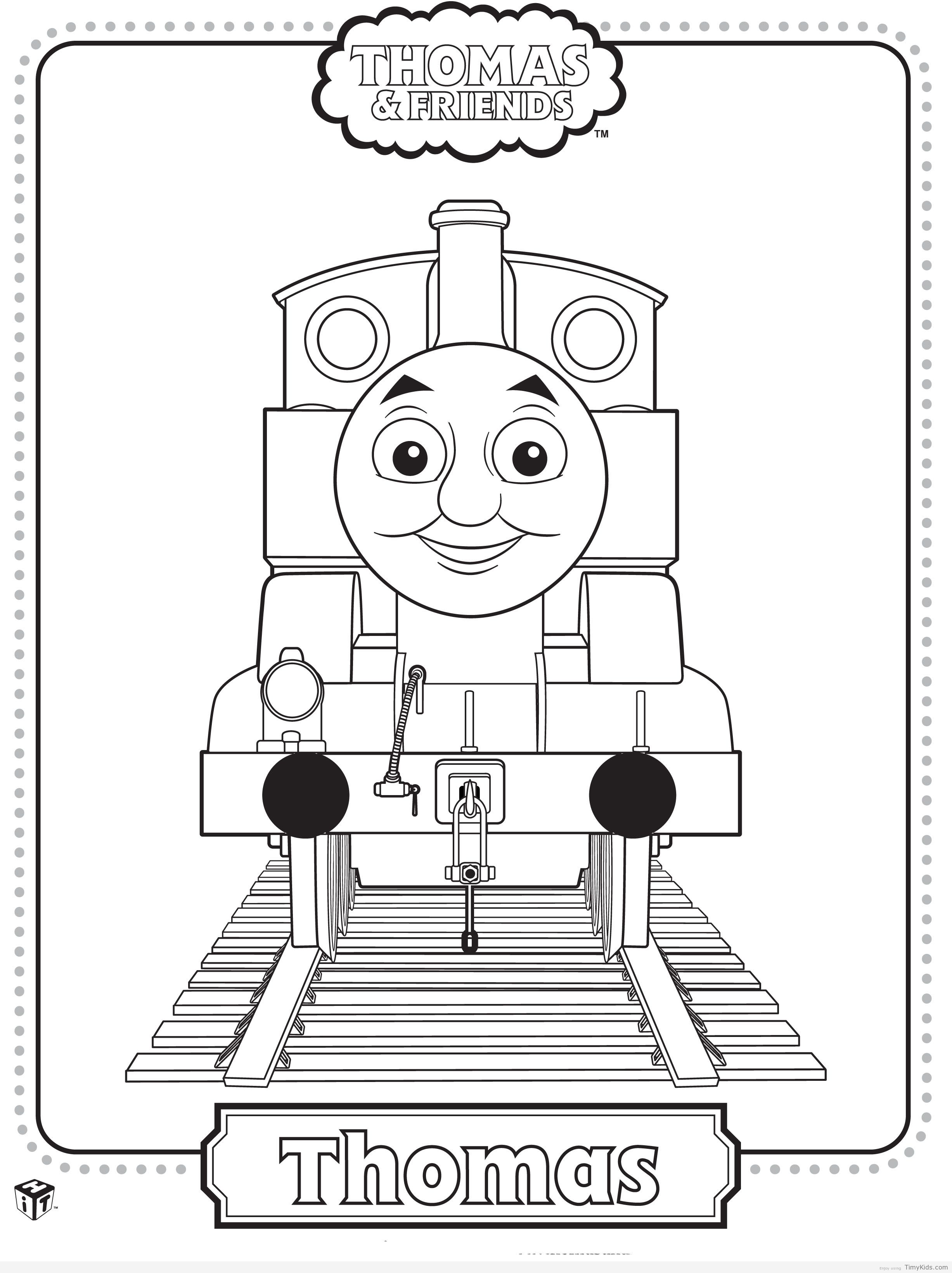 http://timykids.com/printable-thomas-friends-coloring-pages.html ...