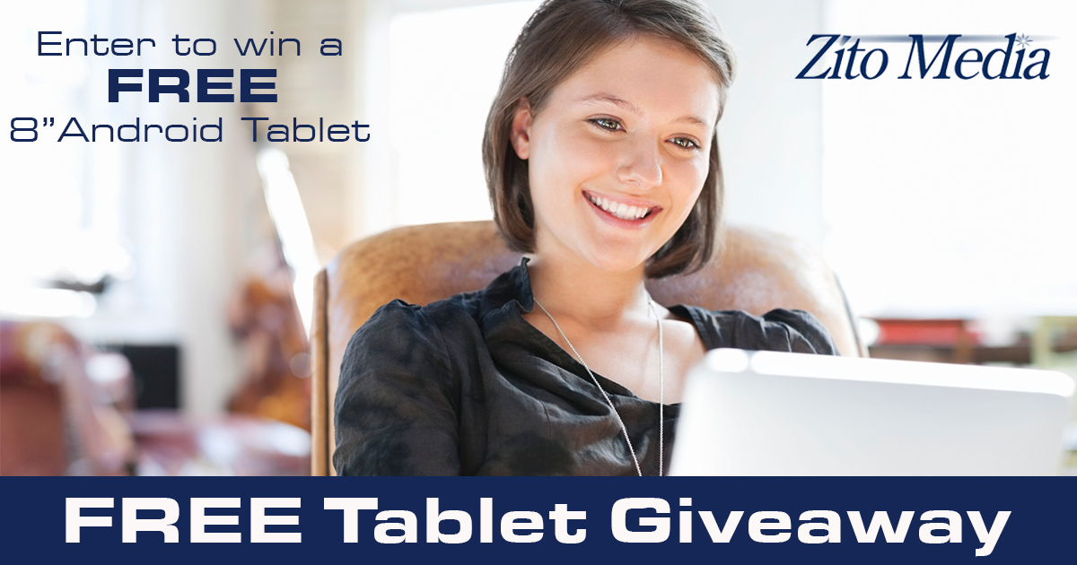 Zito Media Tablet Giveaway