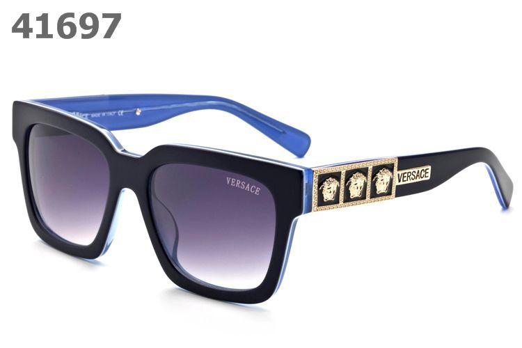 59a434d24f422 Versace Medusa Sunglasses 4329 black blue frame