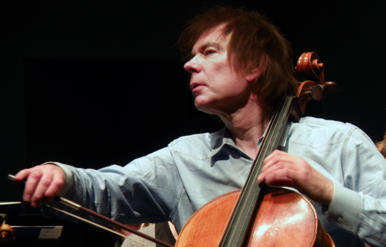 """After a long and distinguished career, the """"doyen of British cellists"""" is calling it quits."""