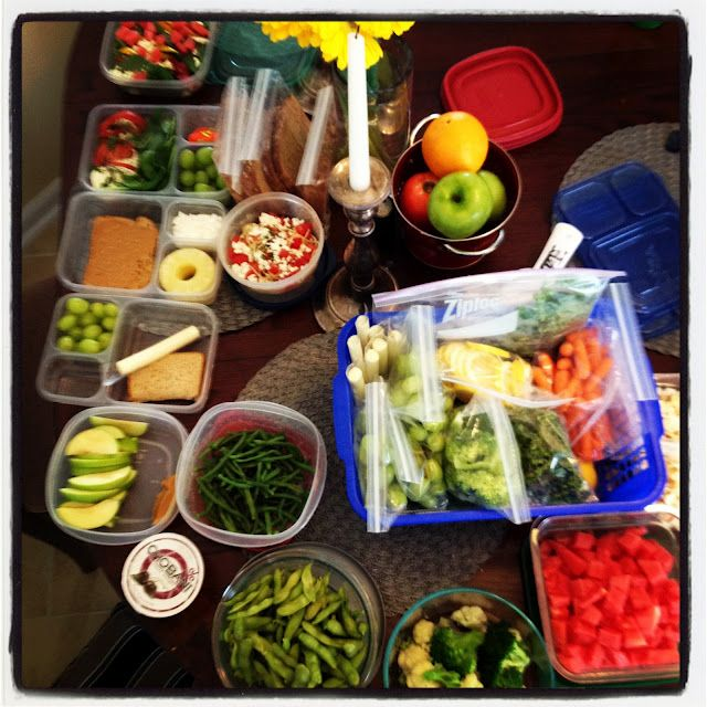 Tips for Eating Healthy- Preparation | Beautiful Eats