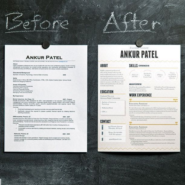 27 Beautiful Résumé Designs Youu0027ll Want To Steal Job search - how to upload resume on resume