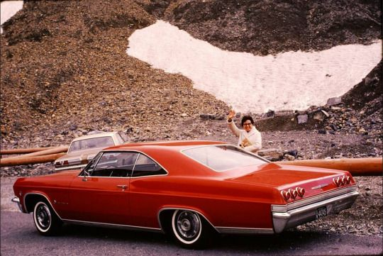 1965 Impala…