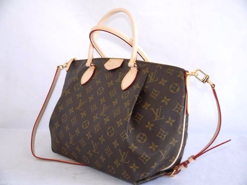bacbf8f762e4 AUTHENTIC Louis Vuitton Monogram Canvas Turenne MM M488 Handbag Date Code  SR2154  LouisVuitton  Hobo  Handbag  LV  Monogram  Canvas  Luxury  Quality   Womens ...