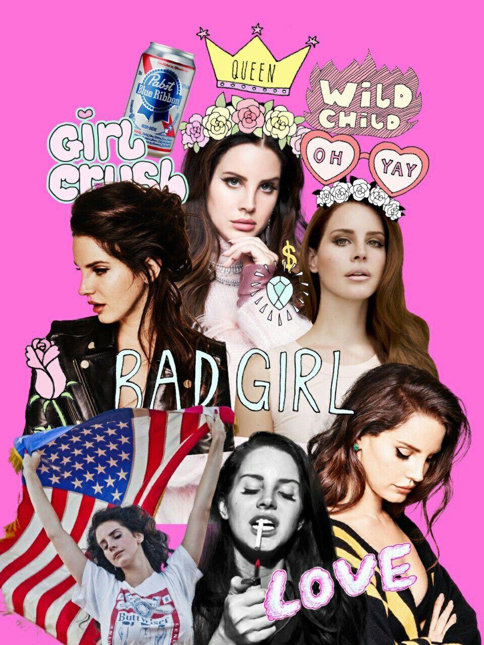 Lana Del Rey Ldr Collage Lana Del Rey Soft Grunge