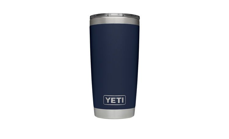 Rambler 20 Oz Tumbler Yeti Brick Red Or Navy Yeti Rambler