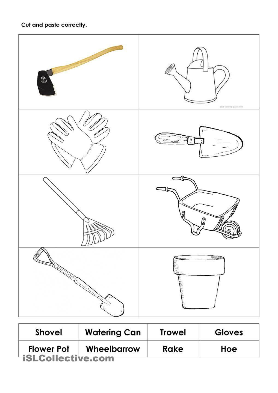 How To Plant A Garden Worksheet Vegetables Worksheet Drawing And Coloring For Kids Plants Worksheets Plant Life Cycle Worksheet Kindergarten Worksheets