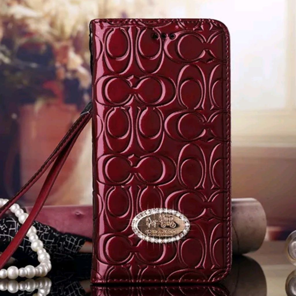 Coach iphone 7 plus wallet case iphone 7 cases wallets