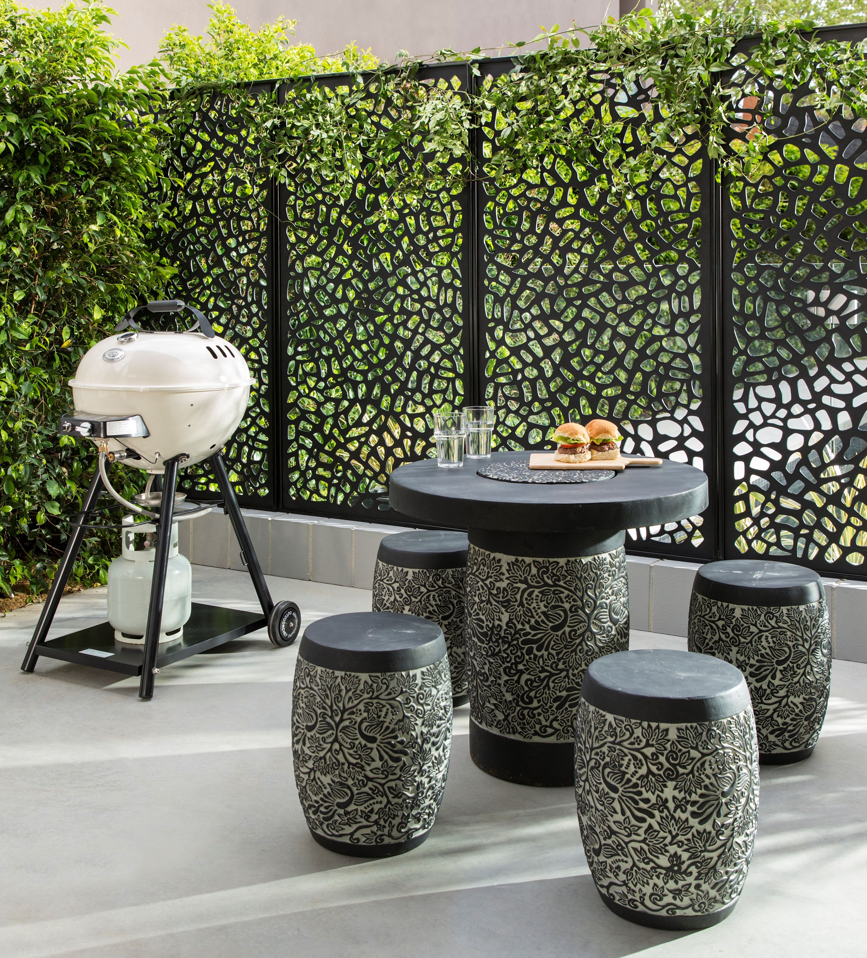 Outdoor Inspiration Package At Bunnings