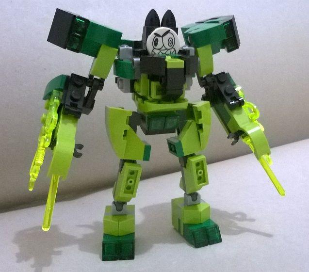 Glorp Corp Mech Built From Mixels Lego Lego Pinterest Lego