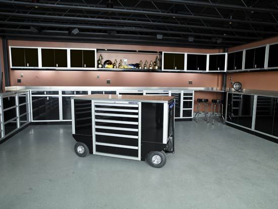Classic Garage Design Ultimate Tool Storage Dreamgarage