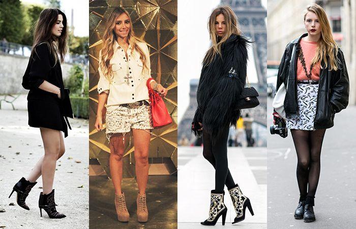 Botas Inverno 2014 | I Love Fashion