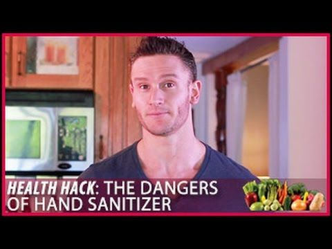 The Dangers Of Hand Sanitizer From Health Hack With Thomas Delauer