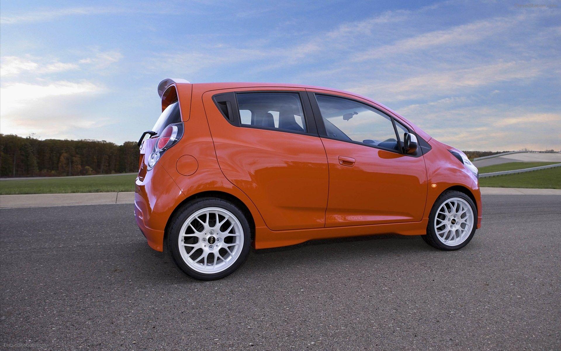 Chevrolet Spark Z Spec Concept 2013 Autos Coches Concepto