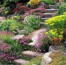 Beautiful Mediterranean Garden. Garten TerrasseBlumengartenKleine Gärten  GestaltenGarten ...