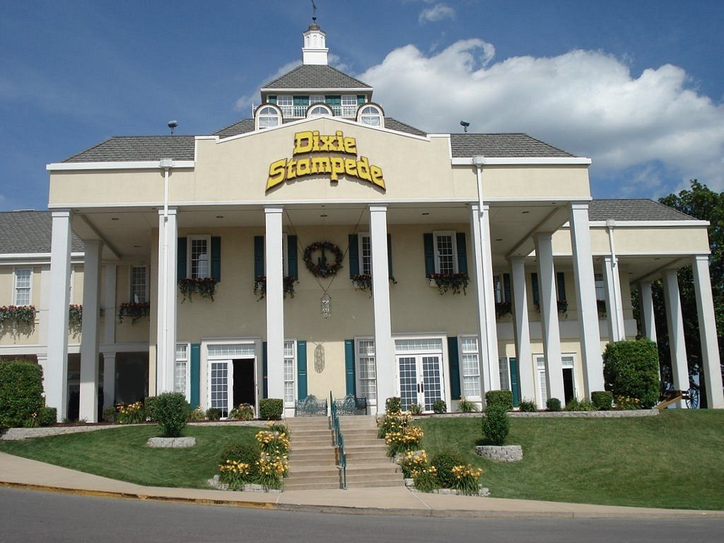 Dixie Stampede Theater Branson Missouri Branson