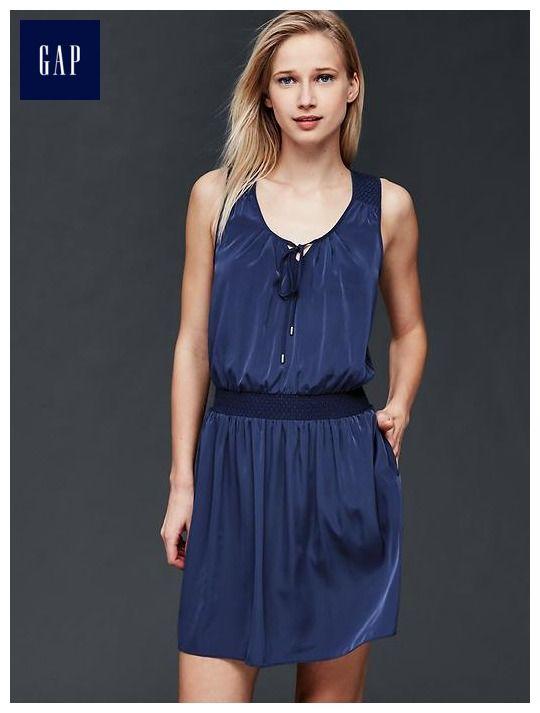 6847b9f6e204 Smock dress | Fashion | Dresses, Smock dress, Fashion