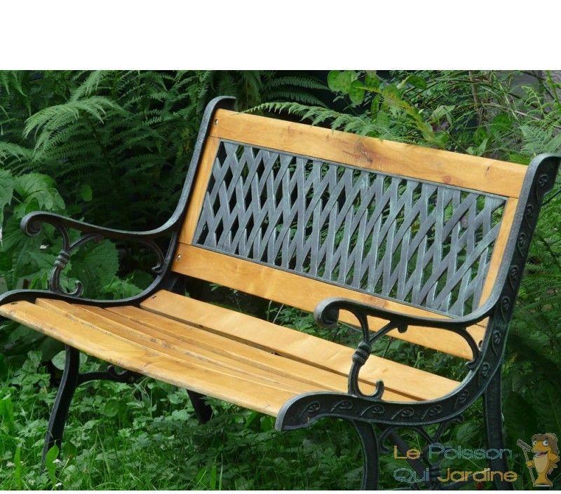 Banc De Jardin Garden Seating Outdoor Decor Garden Furniture