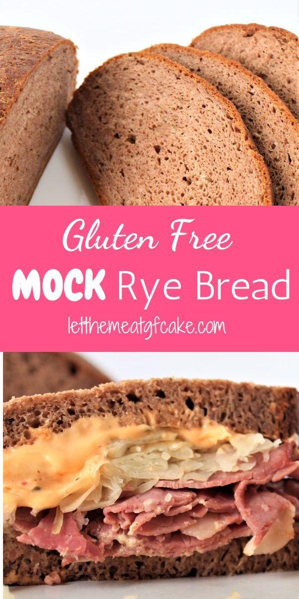 Gluten Free Mock Rye Bread | Recipe | Gluten free ...